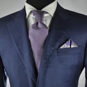 Hickey Freeman Modern 2Btn Suit + Brioni Tie